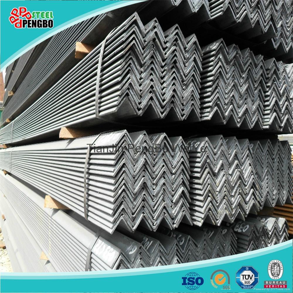 Q235 Q345 Equal Angle Steel Bar 5