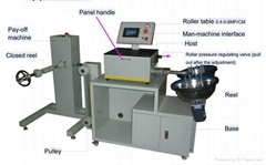 fiber optic cutting cable machine