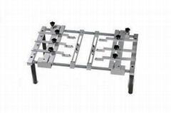 Dinghua DH-A01 bga rework hot air soldering station desolder laptop motherboard