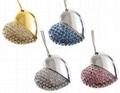 Bracelet Jewelry Heart Design Wedding Gift USB Flash Drive 5