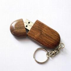 Maple Wood USB Pen Drive 128MB~64GB