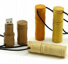 New Pendrive 2GB Wood Flash Drive USB Flash Disk
