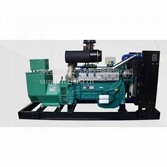 陕西250kw柴油发电机组