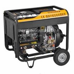 西安凱奧柴油發電電焊機