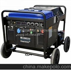 维修熊谷MD350CC发电电焊机