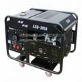 AXQ-300A汽油发电焊机