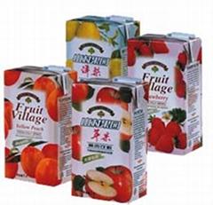 山村果園系列果汁 價格 價目表 明細