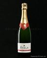 阿雅拉香槟 Ayala Bru