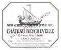 龙船庄2004年红葡萄酒 Chateau Beychevel