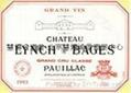 林卓贝斯(靓茨伯庄园特级红)CH. Lynch Bages