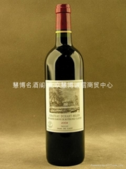 都夏美隆拉菲家族红葡萄酒06CH.Duhart Milon