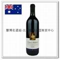 阿德萊德女王設拉子紅葡萄酒Qu