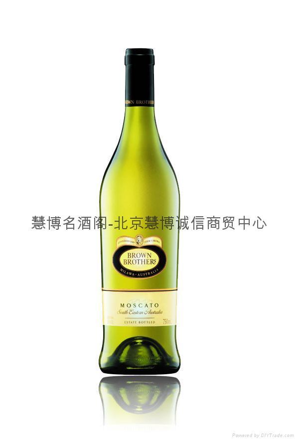 布琅兄弟梢南白葡萄酒 Chenin Blanc 1