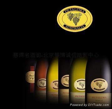 葡萄之路皮卡迪利谷莎当妮白葡萄酒Pettaluma  1