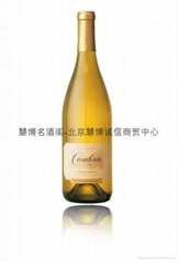 坎布瑞凯瑟琳葡萄园莎当妮白葡萄酒Cambria Kather