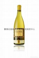 佳慕酒园海洋之光莎当妮白葡萄酒(Caymus )