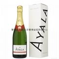 阿雅拉天然香槟AYALA Br