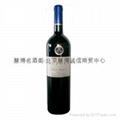 蓝宝石加本力苏维翁干红葡萄酒Vina Aquitania