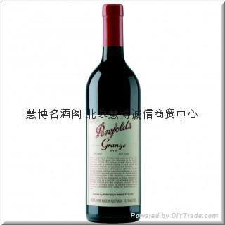 奔富酒园葛兰许南澳设拉子干红葡萄酒Penfolds