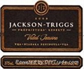 加拿大杰克逊瑞格园主特酿维多冰酒