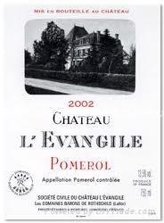 乐王吉尔堡 Château L'Evangile