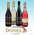 意大利进口多来利系列起泡酒-总裁级-精英级-典雅级
