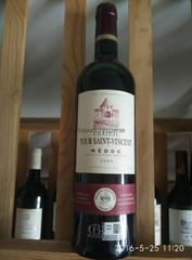 聖文特城堡-梅多克中級莊干紅葡萄酒chateau tour saint vincent