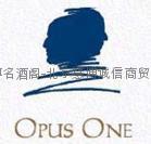 OPUS ONE傲翁一号红酒 美国作品一号乐章