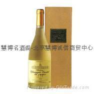 张裕卡斯特酒庄特选级霞多丽干白葡萄酒