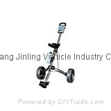 Oncourse Titanium Cart - golf carts