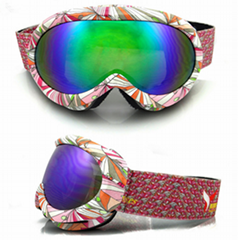 Outdoor Sports Ski Glass