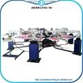 全自动4色印花机 2