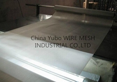 304 200 mesh PW stainless  steel wire mesh