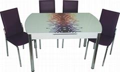 BAF 16 TABLE - BAF 397 CHAIR