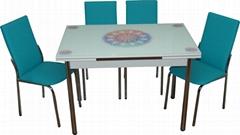 BAF 4015 TABLE - BAF 397 CHAIR