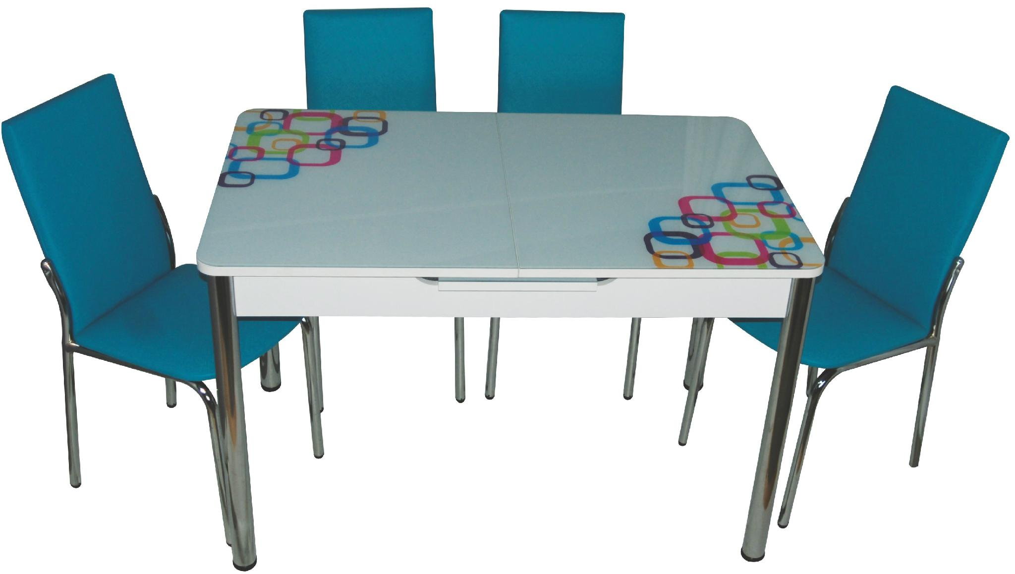 BAF 4015 TABLE - BAF 397 CHAIR 4