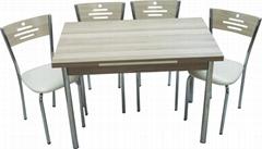 BAF 4025 TABLE - BAF 372 CHAIR