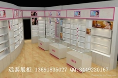 化妆品店柜台制作