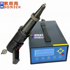 JY-C20超声波焊接应力时效冲击枪原理