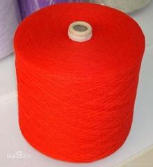 2/15nm-2/24nm 50%Mercerized Wool (19.5um.18.5μm)50%Nylon Yarn