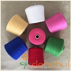 2/25nm40%Raccoon 20%Wool (16.5μm)20%Nylon 20%ViscoseYarn