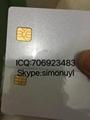 JCOP21 36KB Credit Chip Card Bank Chip inside