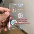 Hawaii HI ID DL hologram overlay sticker