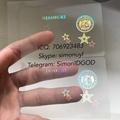 Missouri MO ID DL hologram overlay sticker Missouri ID template