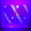 NEW Florida FL ID DL hologram UV overlay sticker NEW FL ID template