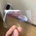 UK British ID hologram overlay sticker United Kingdom DL  hologram