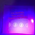 Washington state ID UV overlay hologram sticker manufacturer 4