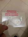 New Arizona AZ OVI hologram overlay AZ ID template