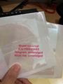 Canada Quebec health care hologram sticker ID Driver lice 2