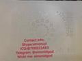 New  GA Georgia ID OVI hologram pouch with raise text UV NEW GA Template